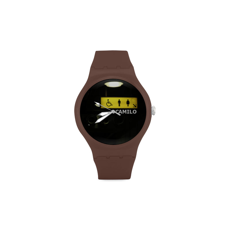 Signal-Metro-Men-BROWN Watch