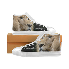 Shoes - Lion-wild-africa-african - Kids