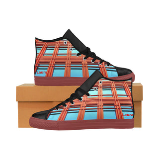 Building-style 2- Women - Aquila High Top Action Leather