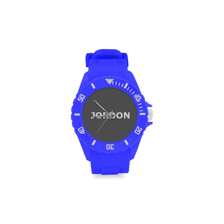 BLUE - BLACK - Kids -Sport Watch