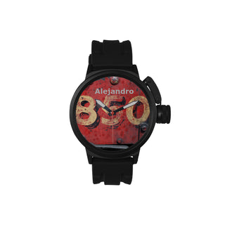 850 - Red - Men's Sport Watch