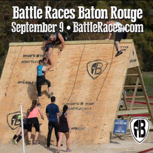 Sign up for Battle Races Baton Rouge.