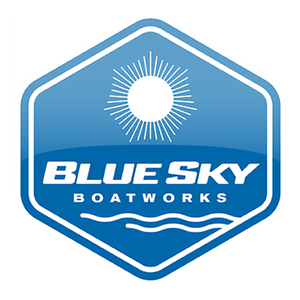 Blue Sky Boatworks Logo