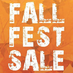 Massey's Fall Fest Sale