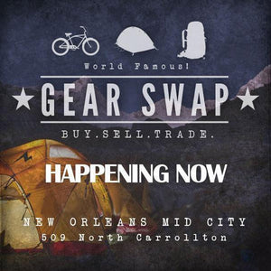 The Gear Swap is rolling! Shop Now for Best Selection.