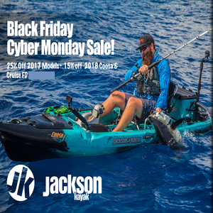 Jackson Kayak Black Friday Sale