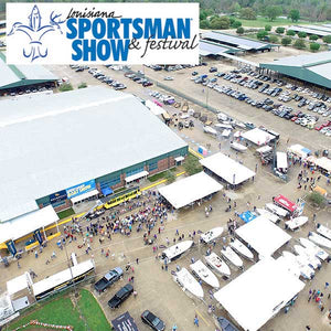 Come See Us at the Louisiana Sportsman Show & Festival This Weekend