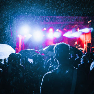 Voodoo Fest is here. Are you prepared (for rain)?