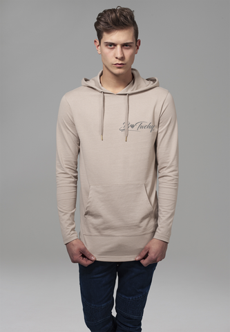 Jersey Hoodie - Sand