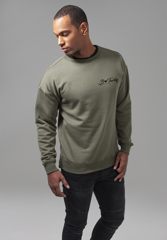 Sweat Crewneck - Olive