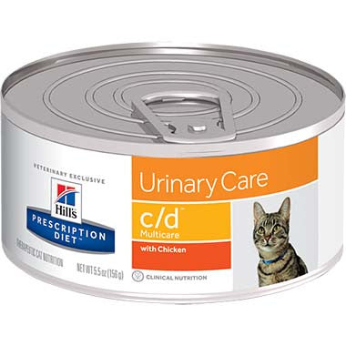 Hill's Prescription Diet c/d Multicare Feline Canned