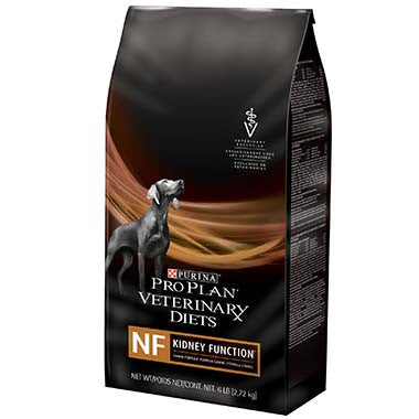 Purina Pro Plan Veterinary Diets NF Kidney Function Canine Formula Dry