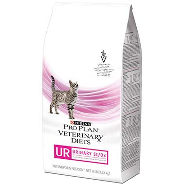 Purina Pro Plan Veterinary Diets UR Urinary ST/OX Feline Formula Dry