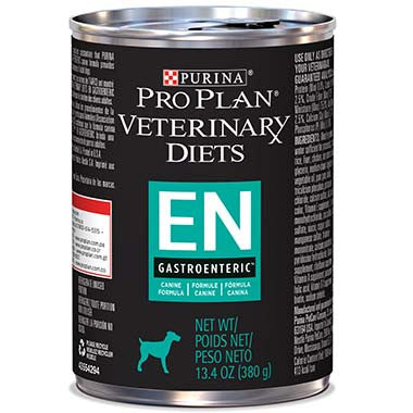 Purina Pro Plan Veterinary Diets EN Gastroenteric Canine Formula Canned