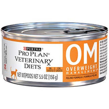 Purina Pro Plan Veterinary Diets OM Overweight Management Feline Formula Canned