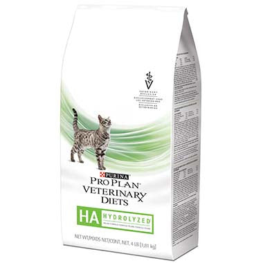 Purina Pro Plan Veterinary Diets HA Hydrolyzed Feline Formula Dry