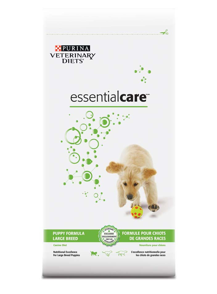 Purina Veterinary Diets Essential Care Puppy Formula Large Breed Dry
