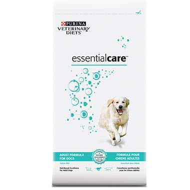 Purina Veterinary Diets Essential Care Adult Formula For Dogs Dry
