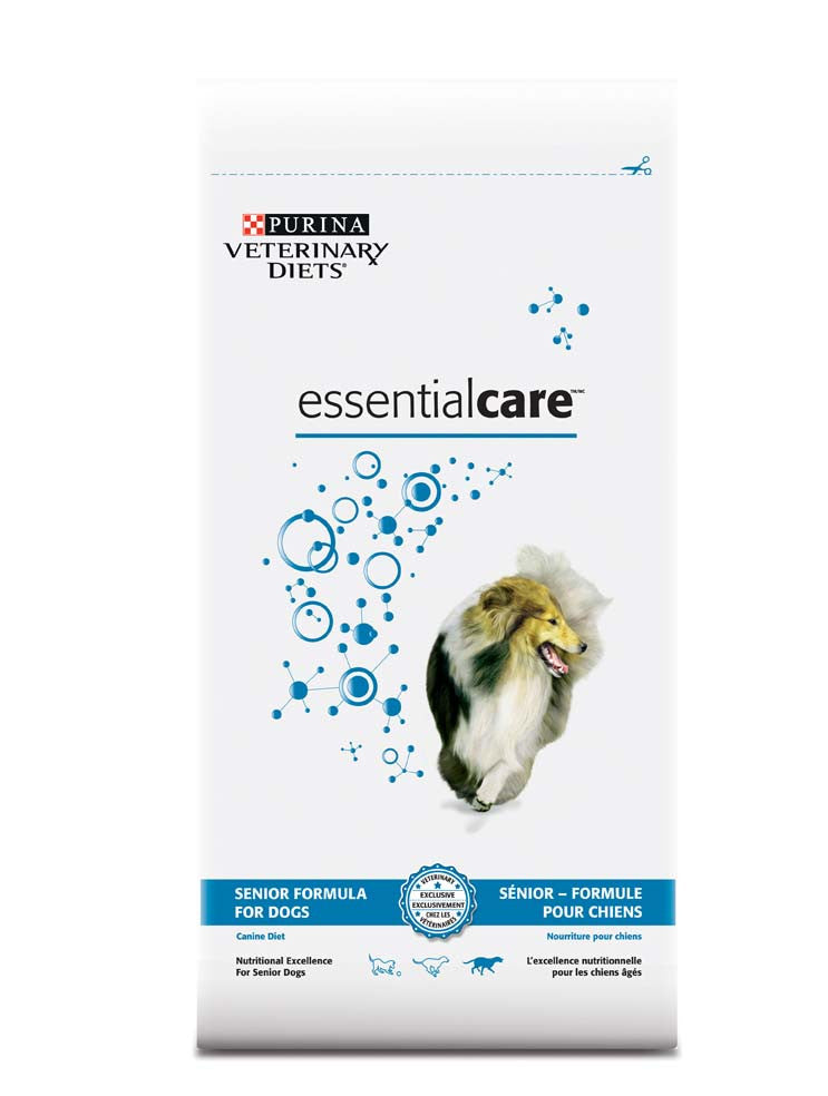 Purina Veterinary Diets Essential Care Senior Formula For Dogs Dry