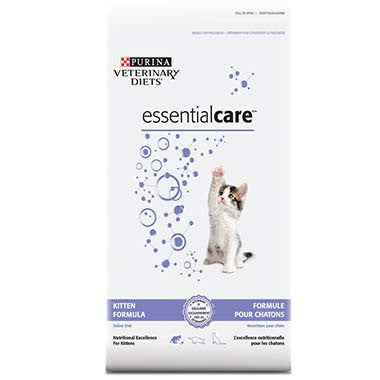 Purina Veterinary Diets Essential Care Kitten Formula Dry