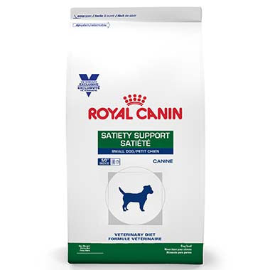 Royal Canin Veterinary Diet Canine SATIETY SUPPORT SMALL DOG dry dog food