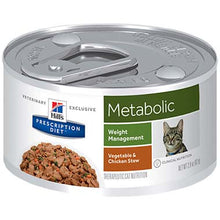 Hill's Prescription Diet Metabolic Feline Canned