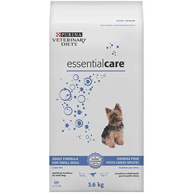 Purina Veterinary Diets Essential Care Adult Formula For Small Dogs Dry