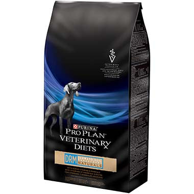 Purina Pro Plan Veterinary Diets DRM Dermatologic Management Naturals Canine Formula Dry