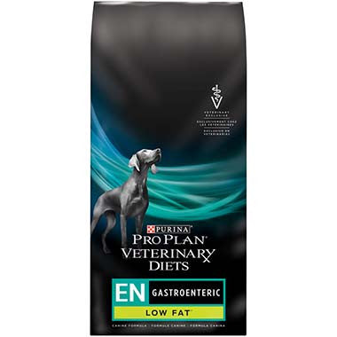 Purina Pro Plan Veterinary Diets EN Gastroenteric Low Fat Canine Dry