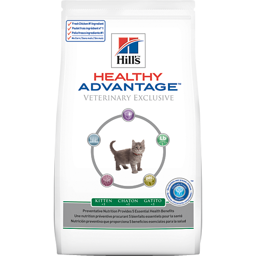 Hill's Healthy Advantage Kitten Dry
