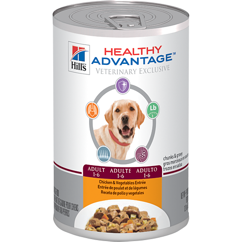 Hill's Healthy Advantage Canine Adult Canned
