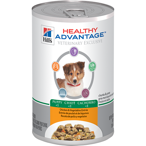 Hill's Healthy Advantage Puppy Canned