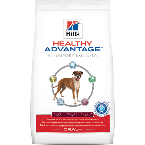 Hill's Healthy Advantage Adult Oral+ Canine Dry