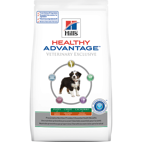 Hill's Healthy Advantage Puppy Large Breed Dry