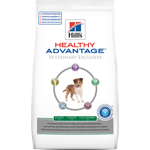 Hill's Healthy Advantage Puppy Dry