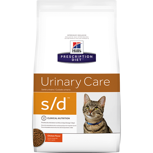Hill's Prescription Diet s/d Feline Dry