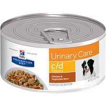 Hill's Prescription Diet c/d Multicare Canine Canned