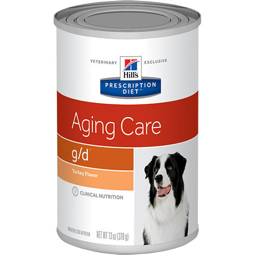 Hill's Prescription Diet g/d Canine Early Cardiac-Healthy Aging Canned