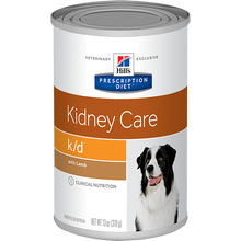 Hill's Prescription Diet k/d Canine Canned