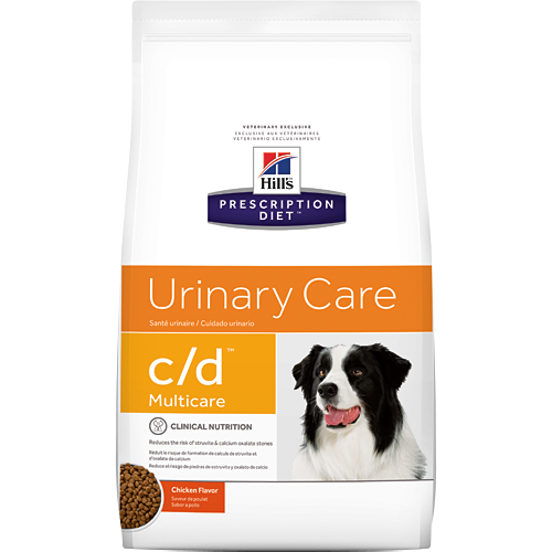 Hill's Prescription Diet c/d Multicare Canine Dry