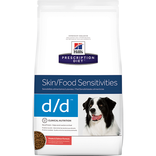 Hill's Prescription Diet d/d Canine Potato & Salmon Formula Dry