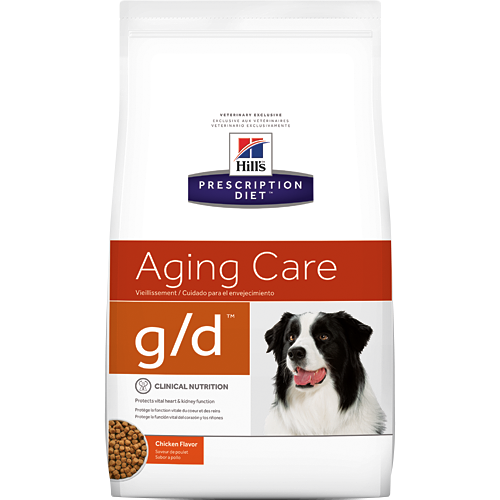 Hill's Prescription Diet g/d Canine Early Cardiac-Healthy Aging Dry