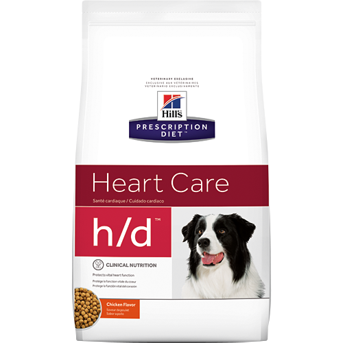 Hill's Prescription Diet h/d Canine Cardiac Health Dry