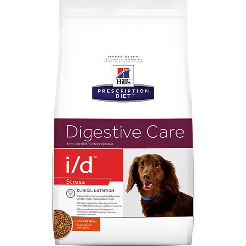 Hill's Prescription Diet i/d Stress Canine Dry
