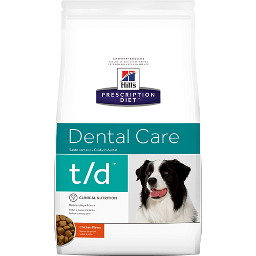 Hill's Prescription Diet t/d Canine Dry