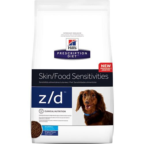 Hill's Prescription Diet z/d Canine Small Bites Dry