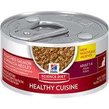 Hill's Science Diet Adult Healthy Cuisine Feline Canned
