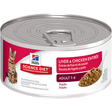 Hill's Science Diet Adult Entrée Feline Canned