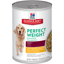Hill's Science Diet Adult Perfect Weight Canine Canned
