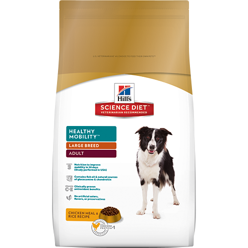 Hill's Science Diet Adult Healthy Mobility Large Breed Canine Dry